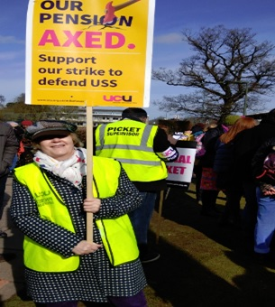 IPED striking picture blog